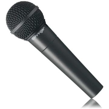 Behringer Ultravoice XM8500 Dynamisches Gesangsmikrofon mit Nierencharakteristik -
