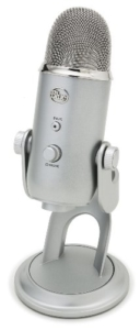 Blue Microphones Yeti USB - 1