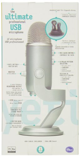 Blue Microphones Yeti USB - 7