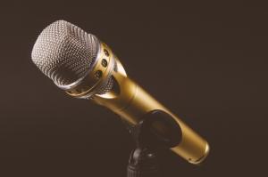 Bühnenmikrofon