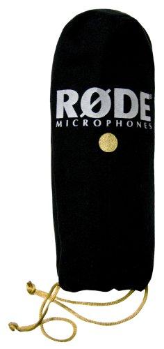 Rode NT-1A  Großmembran-Kondensatormikrofon mit goldbedampfter und elastisch gelagerter 2,5 cm (1 Zoll) Nierenkapsel -