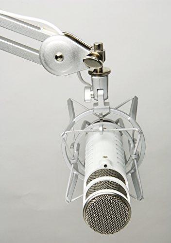 Rode Podcaster Dynamisches Großmembranmikrofon mit USB-Anschluss für Mac und PC -